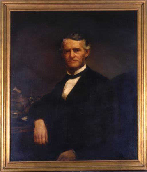 Governor William Dennison Jr. portrait