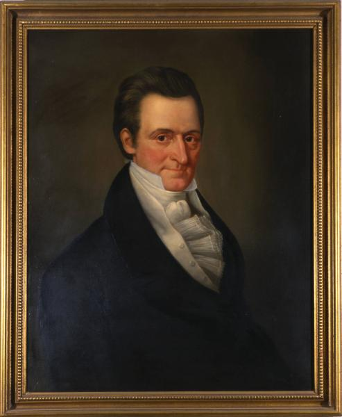 Governor Return J. Meigs, Jr. portrait