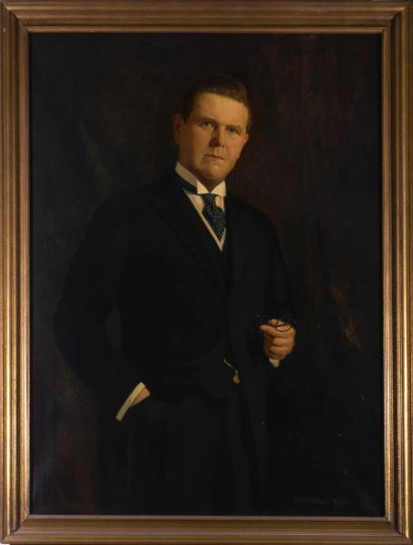 Governor A. Victor Donahey portrait