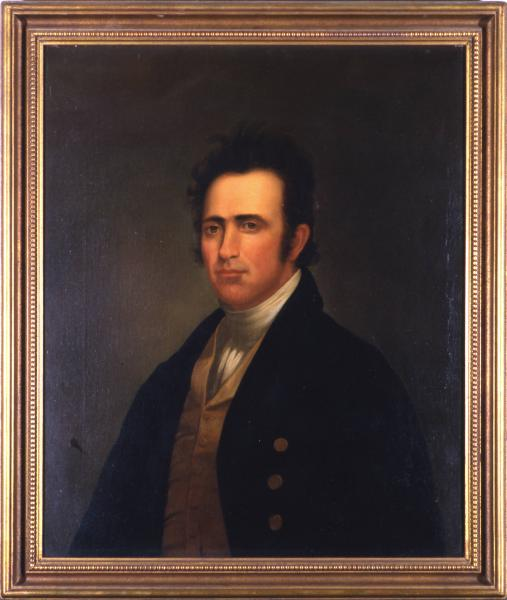 Governor Othniel Looker portrait