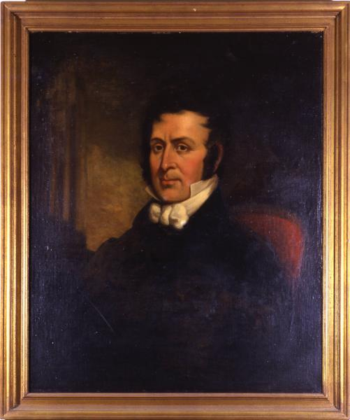 Governor Ethan A. Brown portrait
