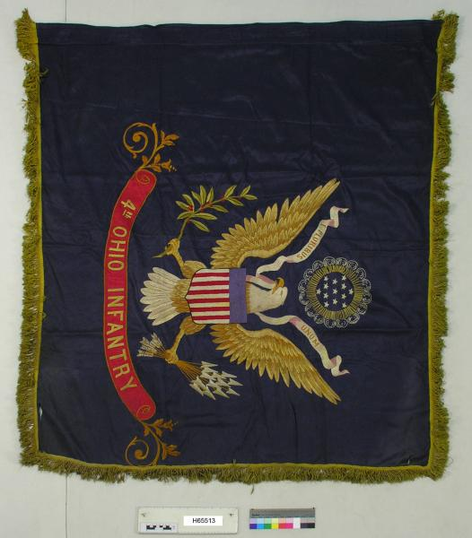 4th Ohio Infantry flag