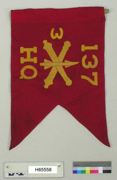 Headquarters Battery, 3rd Automatic Weapons Battalion, 137th Artillery