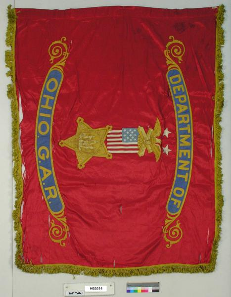 Grand Army of the Republic Veterans Flag