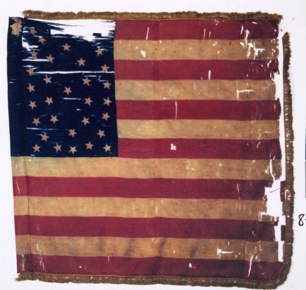 National Colors of the 84th O.V.I.
