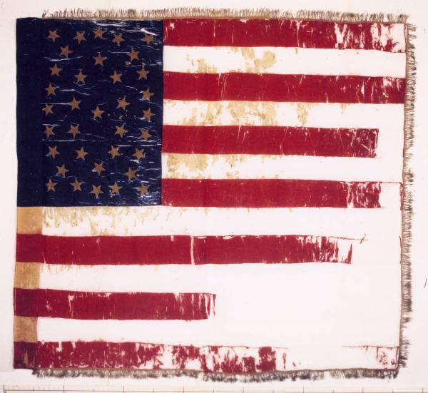 National Colors of the 193rd O.V.I.
