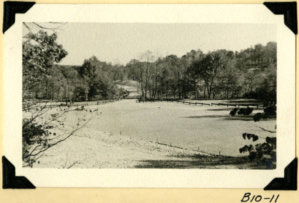 Fort Hill, parking area photograph