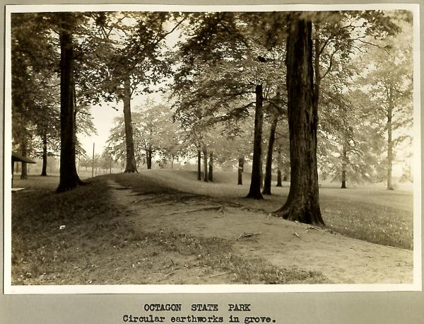 Octagon State Park photograph