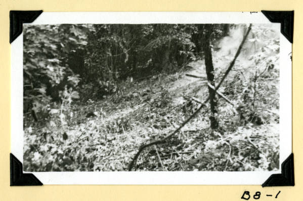 Fort Hill, Butler Hill stone quarry photograph