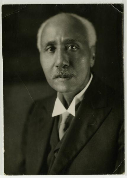 Bishop Reverdy Cassius Ransom photograph