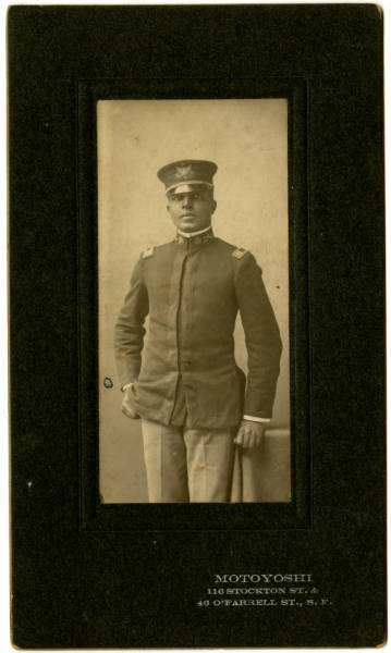 Photograph (Framed) of Col. Charles Young taken in 1903