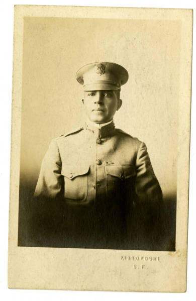 Photograph of Col. Charles Young