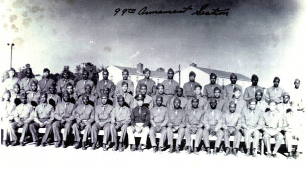 99th Fighter Squadron photograph