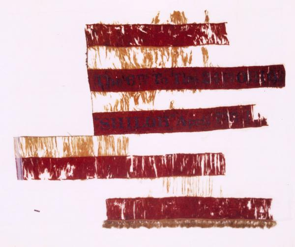 National Colors of the 24th O.V.I.