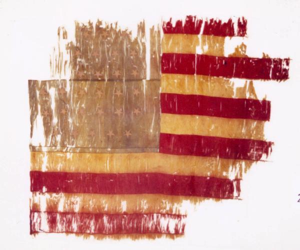 National Colors of the 26th O.V.I.