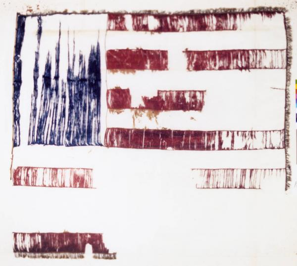 National Colors of the 42nd O.V.I.