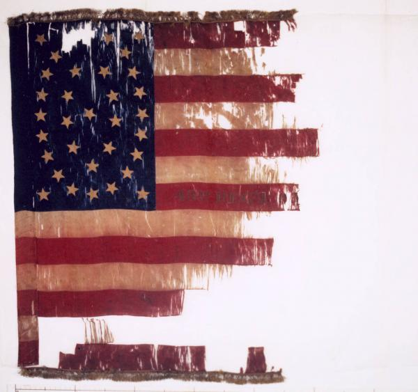 National Colors of the 43rd O.V.I.