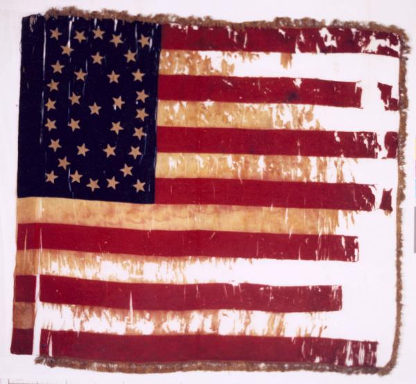 National Colors of the 44th O.V.I.