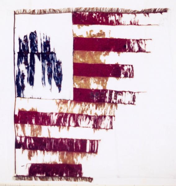 National Colors of the 58th O.V.I.
