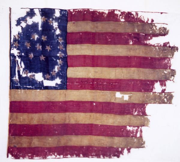 National Colors of the 59th O.V.I.