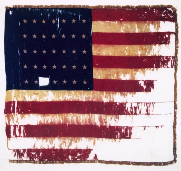 National Colors of the 78th O.V.I.