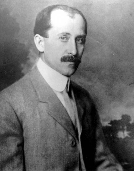 Orville Wright photograph