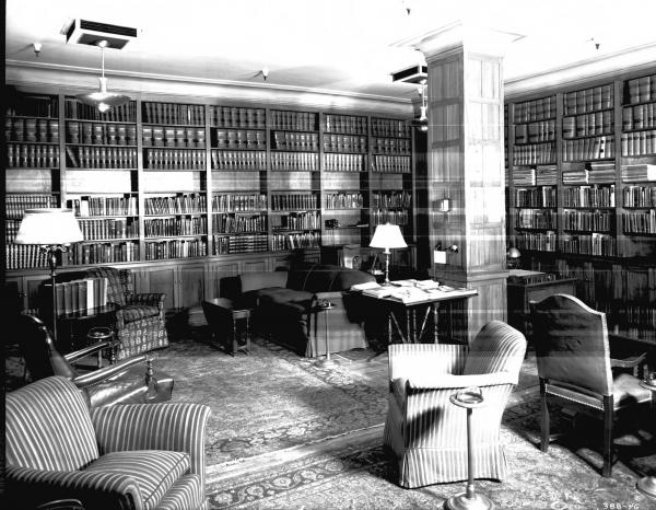 Jeffrey Manufacturing Company library photograph