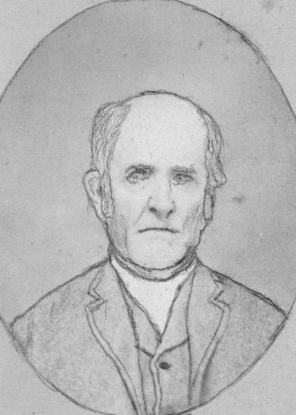 James L. Thompson portrait