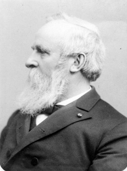 Rutherford B. Hayes photograph