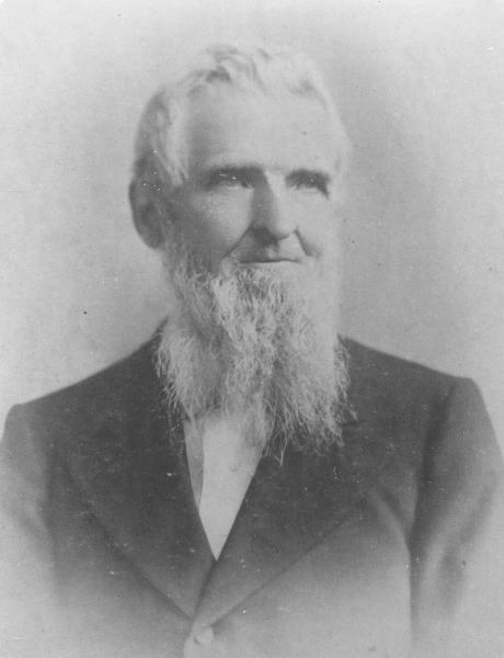 Reverend James Gilliland photograph
