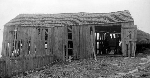 John Rankin barn photograph