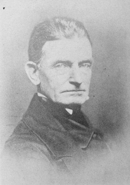 John Brown photograph