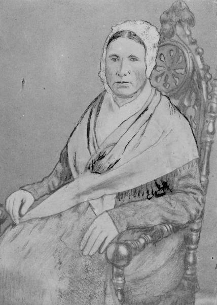 Mary C. Thorne portrait