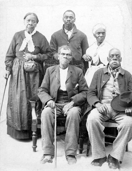Fugitive slaves photograph