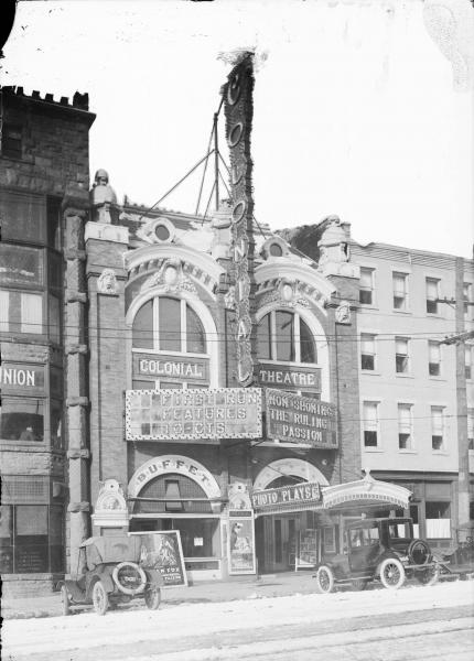 Colonial Theater photograph