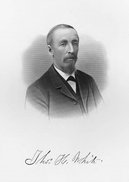 Thomas H. White portrait
