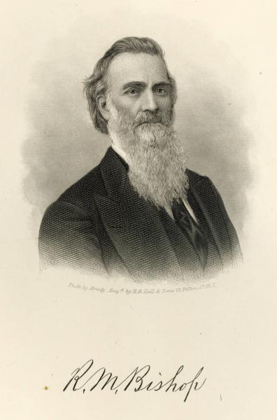 Richard M. Bishop portrait