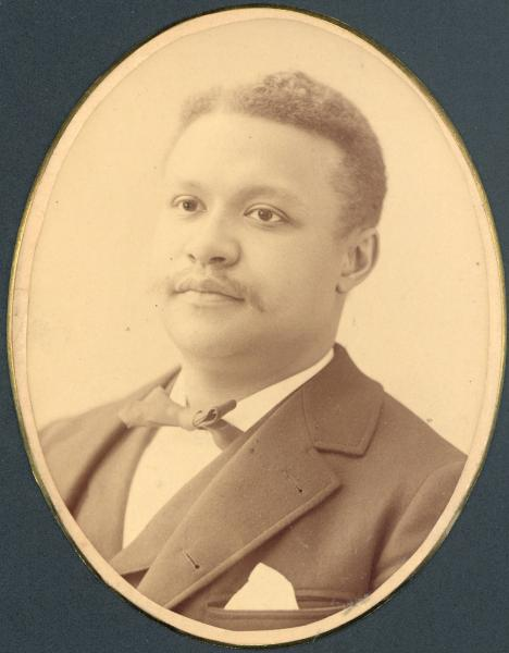 Harry C. Smith portrait