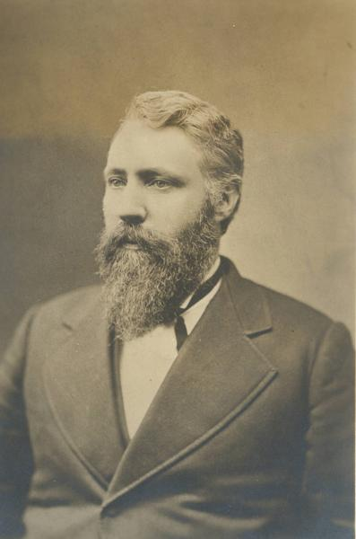 Joseph Warren Keifer photograph