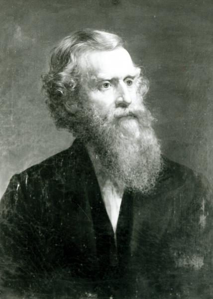 Charles Anderson portrait