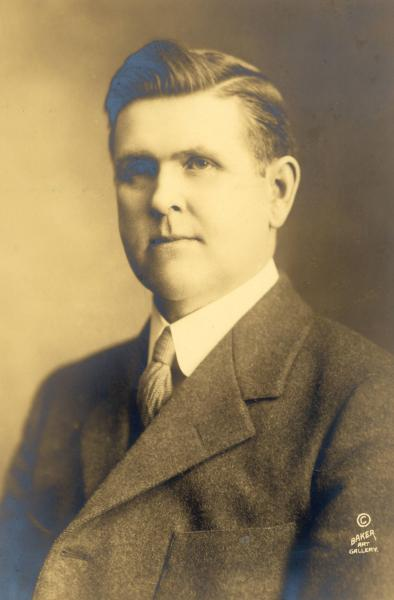 A. Victor Donahey portrait
