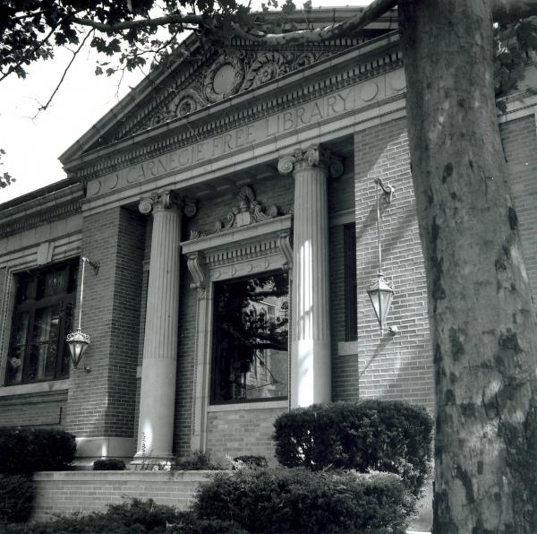 Logan County District Library photograph