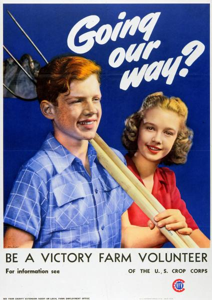 'Going Our Way?' poster