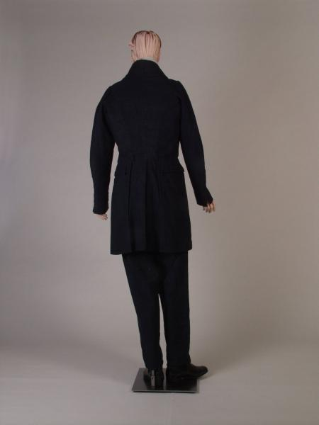 Man's suit made by Rachel Donelson Jackson
