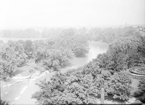 Olentangy River photograph