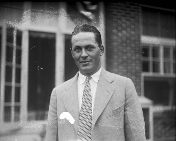 Bobby Jones U.S. Open photograph