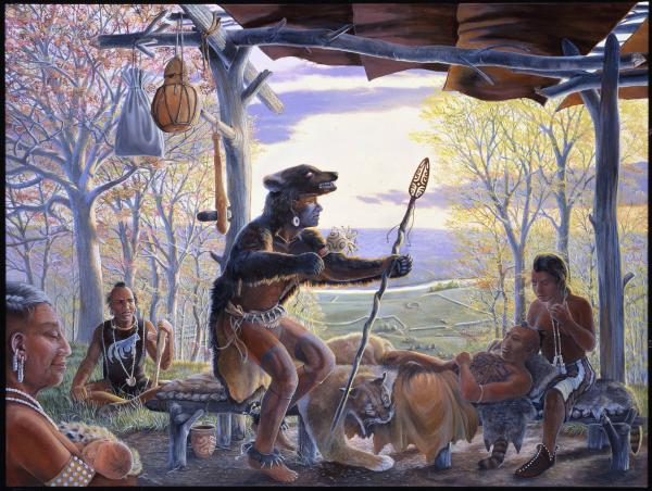 American Indian Life in the Middle Woodland Period