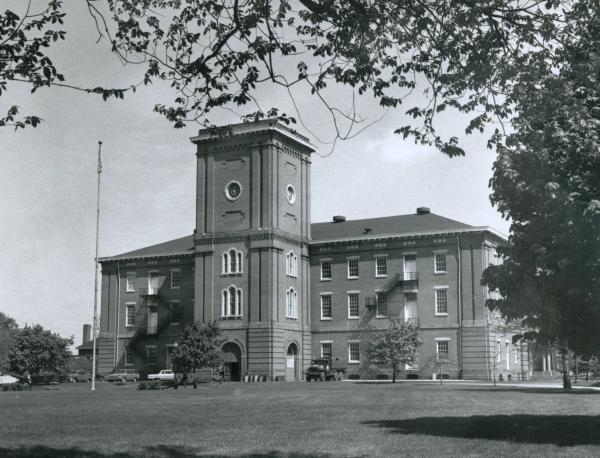 Fort Hayes photograph
