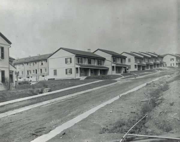 Youngstown Sheet and Tube Company's Blackburn Plat housing