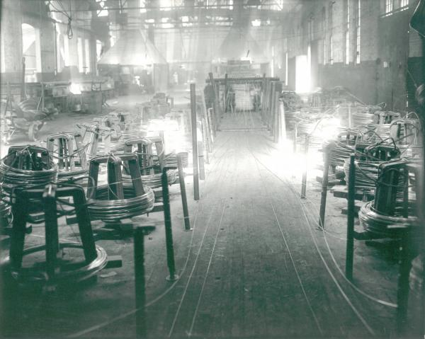 Youngstown Sheet and Tube Company's Rod and Wire Plant